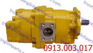 Bơm thủy lực Shimadzu D3A44.32A2H9-L218 cho xe WA120-2 , WA530