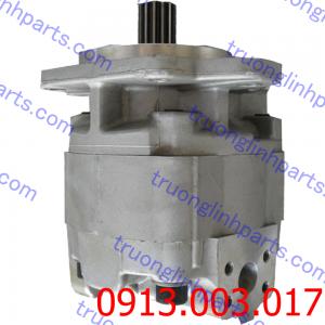 Bơm thủy lực bánh răng xe KOMATSU WA100-1, GD605 , WA100-3 , WA120 , GD655