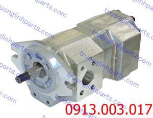 Bơm thủy lực bánh răng ShimadzuD3A33-22A9H9-R808