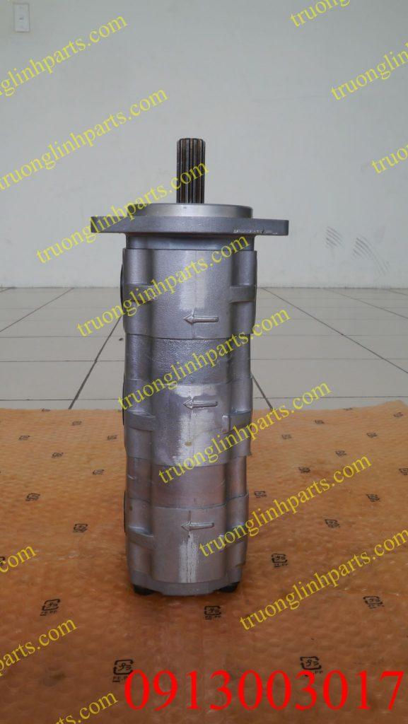 Bơm thủy lực bánh răng KAYABA KRP4-12-12-12CD