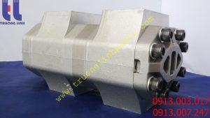 Bơm thủy lực Shimadzu 385-100-79282 lắp cho xe xúc lật KOMATSU WA90 -2 , WA90-3 , WA530-1