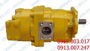 Bơm thủy lực Shimadzu 385-102-34561 lắpcho xe xúc lật KOMATSU WA120-2 , WA530