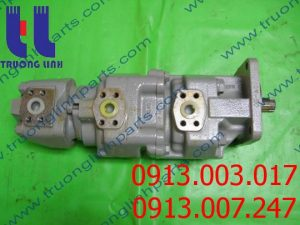 Bơm thủy lực xe cẩu KATO NK350 , KR25H-2 , NK450B-II , NK1600 , NK1600-V , SR250SP-V , SS500 , KR45H-3