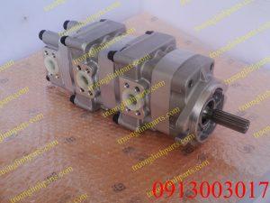 Bơm dầu thủy lực bánh răng xe đào KOMATSU PC40-7 , PC50UU-2 / 705-41-08090