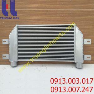 Két làm mát khí nạp intercooler cho xe DOOSAN DH300 , DH225-7 , DX380LC , DX345-9 , DX350 , DH370-9 , DH370-7 , DH420-7 , DH500-7