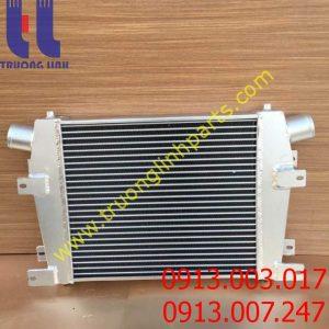 Két làm mát khínạp intercooler cho xe CATERPILLARnhư E323D , E320C , E320D , E330D , E336D , E340D , E345D