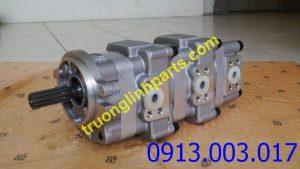 Bơm thủy lực xe đào PC20-6 , PC30-6 , PC40-6 , PC38UU-1 / 705-41-08001