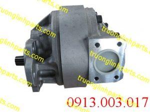 Bơm thủy lực bánh răng WA500-3 . P/N : 705-12-44010