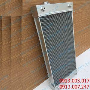 Cung cấp phụ tùng két nước làm mát cho xe DOOSAN DH55 , DH60-7 , DH80GOLD , DX60 , DX80 , DH60 , DH70 , DX80GOLD , DH130-7 , DH150LC , DH150W-7