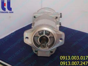 Bơm thủy lực bánh răng 7055120140 xe xúc lậtKOMATSU WA300-1 , WA320-1