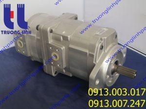 Bơm thủy lực7055220240 xe xúc lật KOMATSU WA450-1 , WA450-2, WA470-1