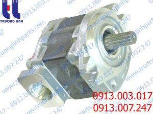 Bơm thủy lực bánh răng, bơm nhỏ, Bơm thủy lực SHIMADZU SGP1-23R520