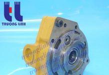Bơm thủy lực hộp số cho Xe Ủi Komatsu D21A-8E0, D21P-6, D21A-8, D21A-8T, D21AG-7, D21E-6, D21P-6A, D21P-6B, D21A-8E0, D21A-7, D21A-7T, D31PL-20, D31PL-17, D31PLL-18, D31PLL-20.