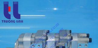 Bơm thủy lực bánh răng – bơm thủy lực xe xúc Komatsu PC20/30/40/50/60