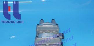 Bơm thủy lực bánh răng – bơm thủy lực xe xúc đào Komatsu PC50UU-2, PC50UD-2, PC50UG-2, PC40-7.