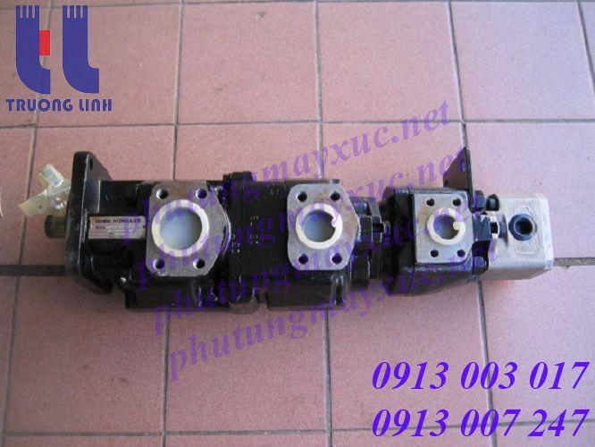 Bơm thủy lực xe cẩu Kobelco – Bơm thủy lực chính hãng cho xe cẩu: RK450-1, KOBELCO 5100, P xH T250M, P x H T200-2, PxH 5055, RK70, RK250-3, KOBELCO 7055-2, BM500.