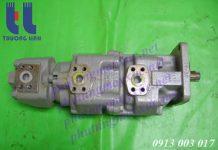 Bơm thủy lực xe cẩu Kato – Bơm thủy lực chính hãng cho xe cẩu: KR25H-V, NK500E-III, KR20H-3, KR25H-3, KR25H-2, KR25H, NK1600 - NK1600-V, NK450B-II, NK800.