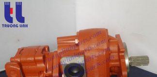 Bơm thủy lực Kayaba chính hãng. Bơm KFP5171-KFP2228ARH.