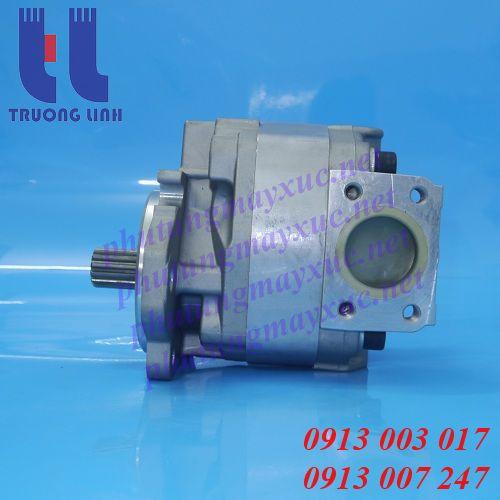 Bơm thủy lực hộp số cho Xe Xúc Lật Komatsu 545, WA450 – Xe Tải Komatsu HD205-3, HD325-5.