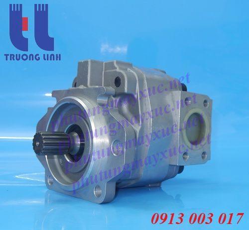 Bơm hộp số 705-22-36060 sử dụng cho các xe cơ giới như Xe Xúc Lật Komatsu 545, WA450 – Xe Tải Komatsu HD205-3, HD325-5.