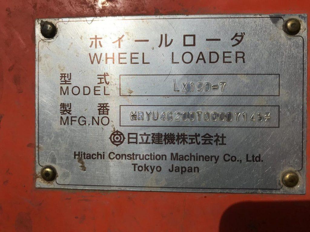 Bơm thủy lực Kayaba chính hãng của Nhật Bản KFP51100-KP1013CBGH( Xe Xúc Lật Hitachi LX190-7)