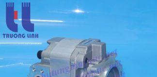 Bơm lái xe Xúc Lật Komatsu WA450-2. Bơm thủy lực Bánh răng Komatsu. Bơm thủy lực xe Xúc Lât Komatsu WA450-2.