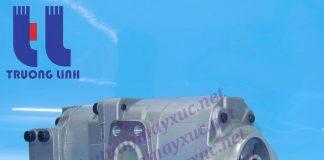 Bơm thủy lực tổng Bánh răng Komatsu. Bơm thủy lực xe Xúc Lật Komatsu WA300-1.