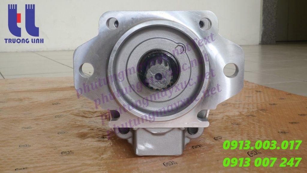 Bơm lái xe Xúc Lật Komatsu WA480-5. Bơm thủy lực Bánh răng Komatsu. Bơm thủy lực xe Xúc Lât Komatsu WA480-5.