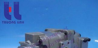 Bơm lái xe Xúc Lật Komatsu WA450-3. Bơm thủy lực Bánh răng Komatsu. Bơm thủy lực xe Xúc Lât Komatsu WA450-3.