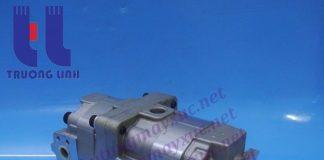 Bơm lái xe Xúc Lật Komatsu WA470-3. Bơm thủy lực Bánh răng Komatsu. Bơm thủy lực xe Xúc Lât Komatsu WA470-3.