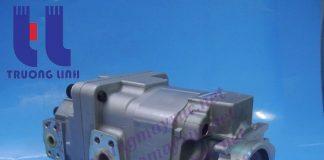 Bơm thủy lực tổng Bánh răng Komatsu. Bơm thủy lực xe Xúc Lật Komatsu WA420-3.