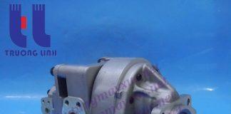 Bơm thủy lực tổng Bánh răng Komatsu. Bơm thủy lực xe Xúc Lật Komatsu WA470-3.