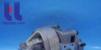 Bơm thủy lực tổng Bánh răng Komatsu. Bơm thủy lực xe Xúc Lật Komatsu WA450-3.