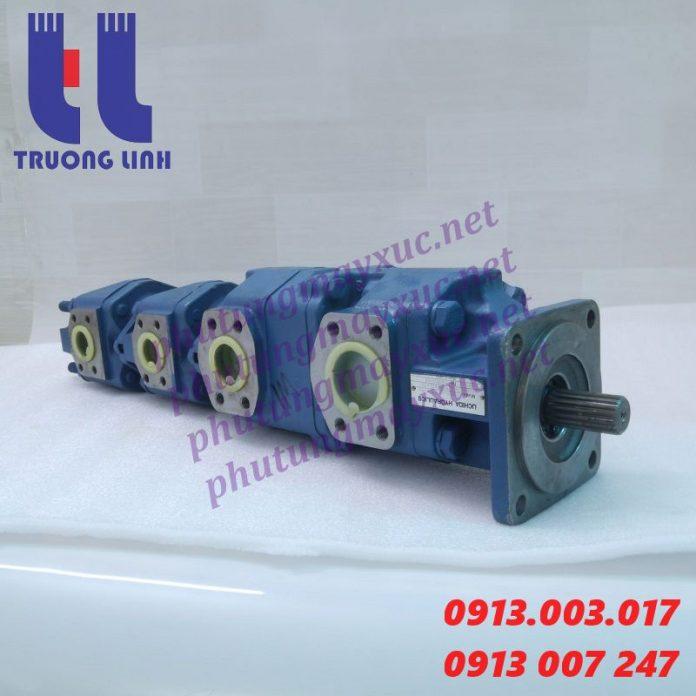 Bơm thủy lực xe Cẩu Tadano TL200E-3. Phụ tùng xe cẩu Tadano TL200E-3 chính hãng.